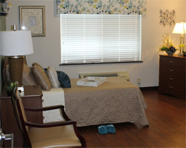 Franklin Manor - Youngsville, NC - Bedroom