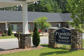 Franklin Manor - Youngsville, NC - Exterior