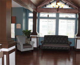 Franklin Manor - Youngsville, NC - Lounge