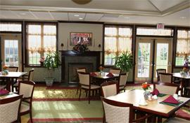 Fredonia Place, NY - Dining Room