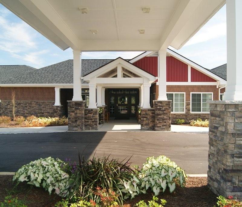 Gabriel Manor - Clayton, NC - Entrance