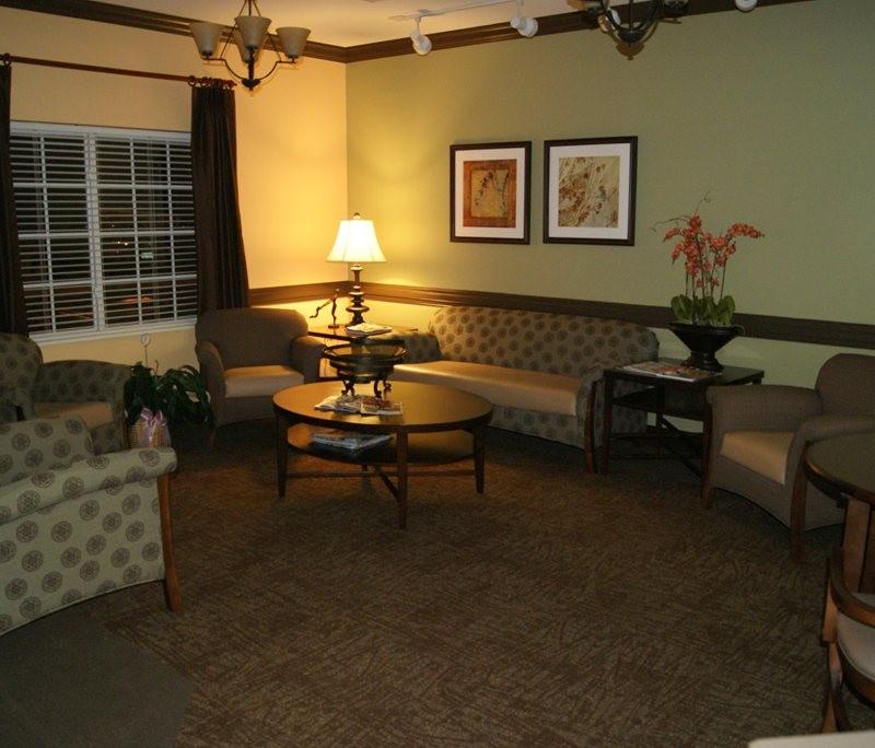 Gabriel Manor - Clayton, NC - Living Room