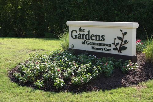 Gardens of Germantown - Germantown, TN