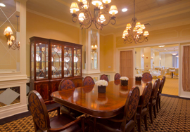 The Gardens at Town Square - Bellevue, WA -  Private Dining Room