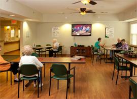 The Gardens of Green Ridge - Scranton, PA - Activity Room