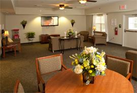 The Gardens of Green Ridge - Scranton, PA - Lounge