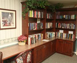 Glen Terra - Glendale, CA - Library