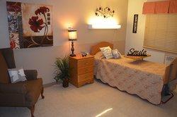 Glenbrook Rehabilitation & Skilled Nursing Center - Fort Wayne, IN - Bedroom