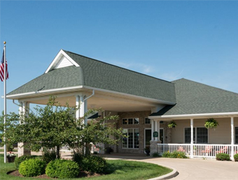 The Glenwood Assisted Living of Mt. Zion, IL - Exterior
