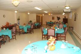 Golden LivingCenter - Attleboro, MA - Dining Room