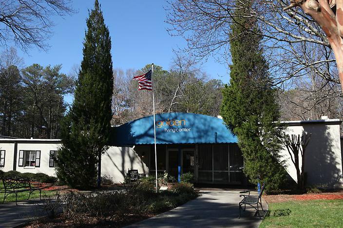 Golden LivingCenter - Briarwood - Tucker, GA - Exterior
