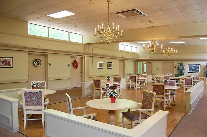 Golden LivingCenter - Briarwood - Tucker, GA - Dining Room