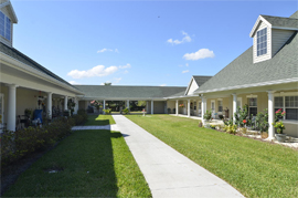 Golden Pond Communities - Winter Garden, FL - Courtyard