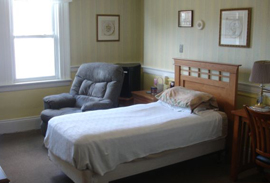 Grace Morgan House - Methuen, MA - Bedroom