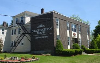 Grace Morgan House - Methuen, MA - Exterior