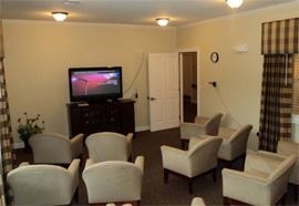 Grace Manor Assisted Living - Nashville, TN - TV Room