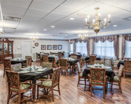 Grand Victorian of Sycamore, IL - Dining Room