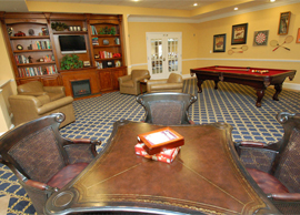 Grand Villa of Melbourne, FL - Game Room