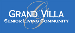 Grand Villa of Dunedin, FL - Logo