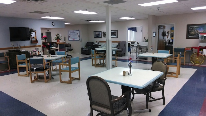 Griswold Assisted Living - Griswold, IA - Dining Room