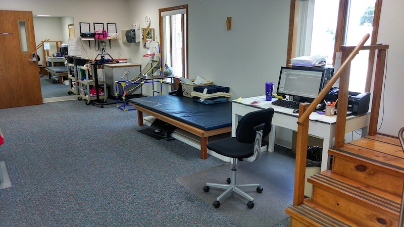 Griswold Assisted Living - Griswold, IA - Therapy Room