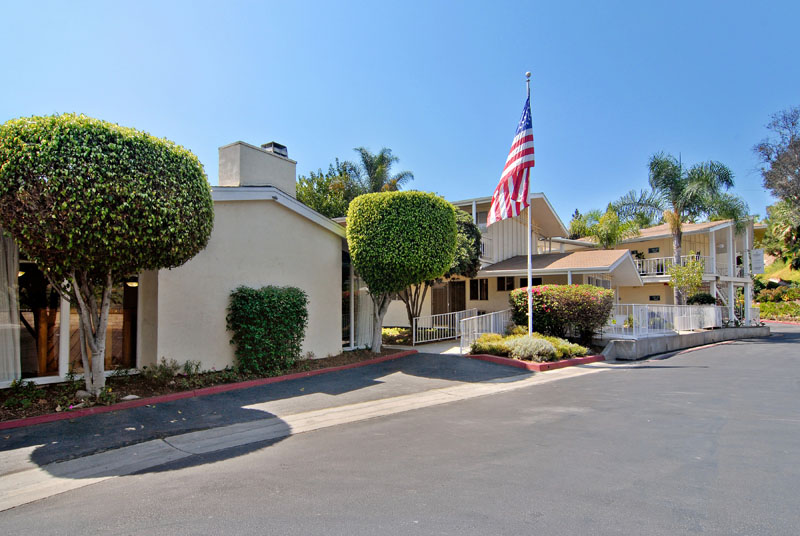 Grossmont Gardens - La Mesa, CA - Exterior
