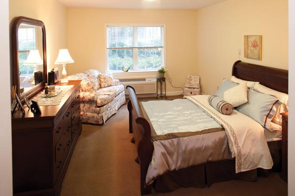 HarborChase of Columbia, SC - Bedroom