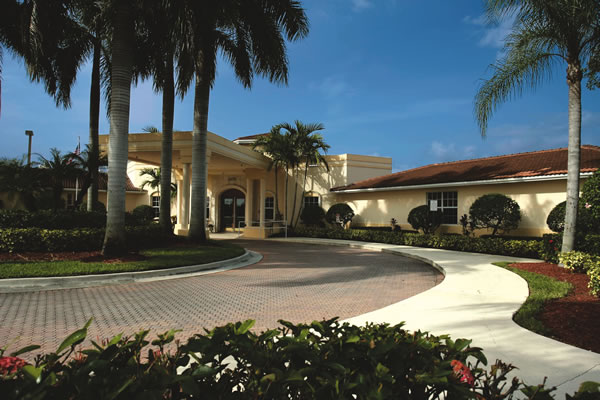 HarborChase of Coral Spring, FL - Exterior