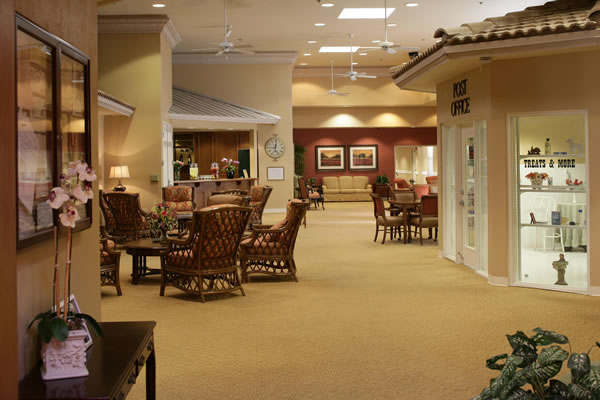 HarborChase of Coral Spring, FL - Common Area