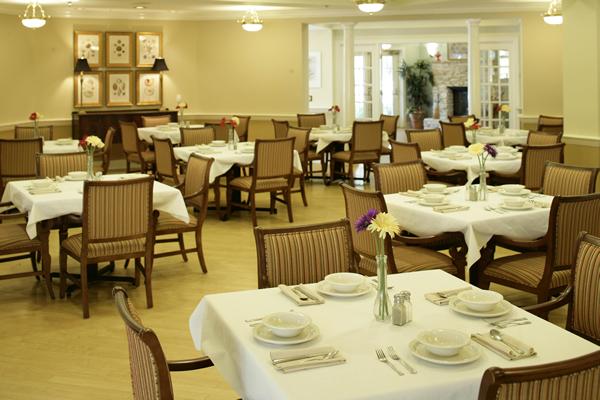 HarborChase of Jacksonville, FL - Dining Room
