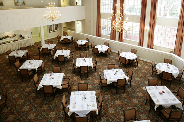 HarborChase of Palm Harbor, FL - Dining Room