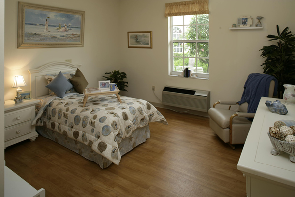 HarborChase of Tamarac, FL - Apartment Bedroom