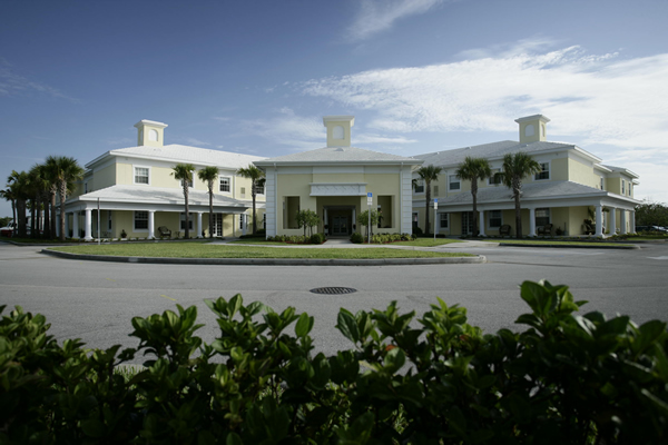 HarborChase of Vero Beach, FL - Exterior