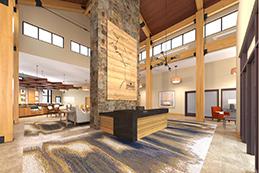 HarborChase of Shorewood, WI - Lobby