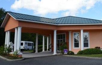 Harmony House at Ocala, FL - Exterior