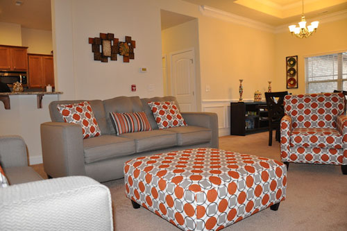 The Haven at Rolesville - Rolesville, NC - Living Room
