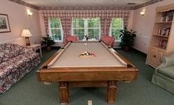 Haverhill Crossings - Haverhill, MA - Billiards Room