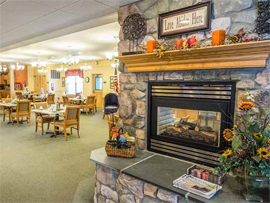 Hearthstone at Maidencreek - Reading, PA - Dining Room