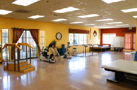 Hearthstone of Northern Nevada - Sparks, NV - Rehabilitation Room