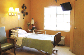 Hearthstone of Northern Nevada - Sparks, NV - Patient Room