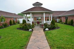 Heritage House Rehabilitation and Healthcare Center - Connersville, IN - Gazebo