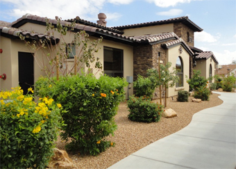 Heritage Village Assisted Living - Mesa, AZ - Exterior