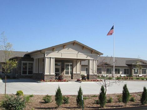 High Plains Alzheimer's Special Care Center - Lincoln, NE - Exterior