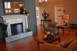 Hillcrest Village - Jeffersonville, IN - Fireplace Lounge