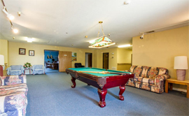 Hillcrest Memory Care Living - Antioch, CA - Game Room