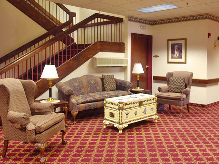 Hillside Senior Living Community - Montoursville, PA - Community Lounge