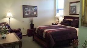 HomeLife in the Gardens - New Orleans, LA - Bedroom