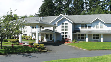 Homewood Heights Assisted Living Community - Milwaukee, OR - Exterior