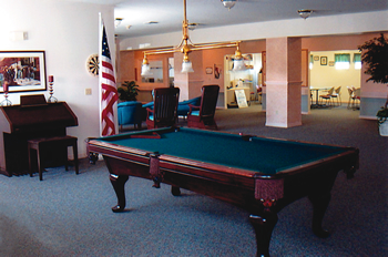 Horizon Bay Port St. Lucie, FL - Game Room