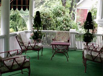 Horizon Manor North - Upper Montclair, NJ - Front Porch